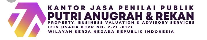 Logo KJPP Putri Anugrah